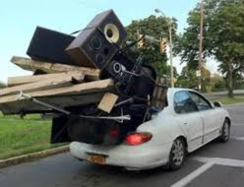 This is how not to move your valuables!