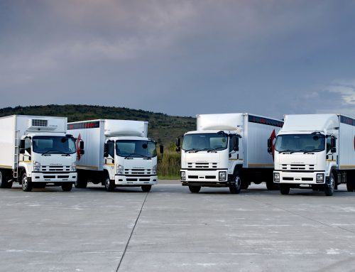 Truck Hire in Sunny South Africa